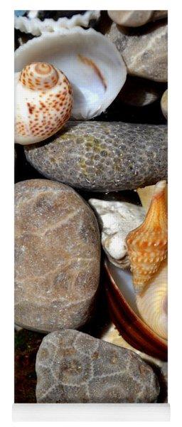 Petoskey Stones Ll Yoga Mat