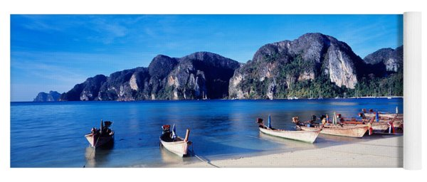 Phi Phi Islands Thailand Yoga Mat