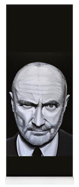 Phil Collins Yoga Mat