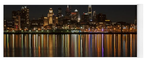 Philly Night Yoga Mat