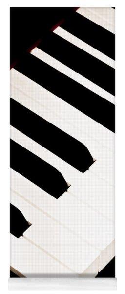 Piano Yoga Mat