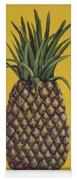 Pineapple 4 Yoga Mat