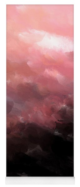 Pink Clouds Yoga Mat