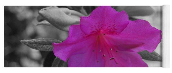 Pink Flower 2 Yoga Mat