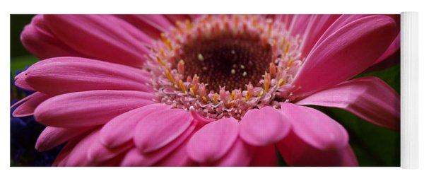 Pink Petal Explosion Yoga Mat
