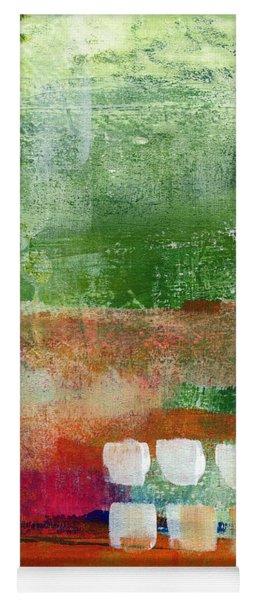 Plantation- Abstract Art Yoga Mat