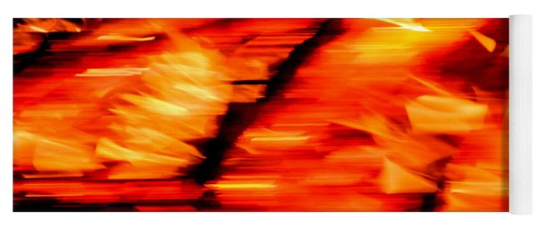 Playing With Fire 2 Yoga Mat
