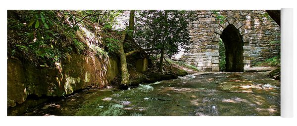 Poinsett Bridge Yoga Mat