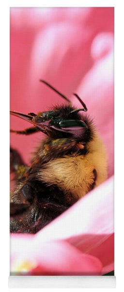 'pollen High' Yoga Mat