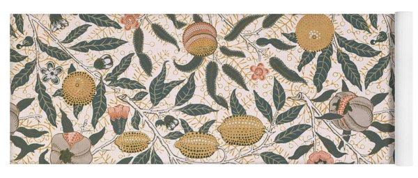Pomegranate Design For Wallpaper Yoga Mat