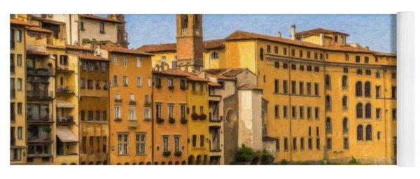 Ponte Vecchio Itl3304 Yoga Mat