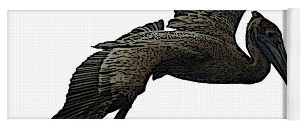 Pop Art - Pelican Selection Yoga Mat