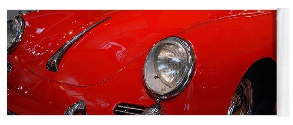 Porsche 356 C Coupe 1964 Yoga Mat