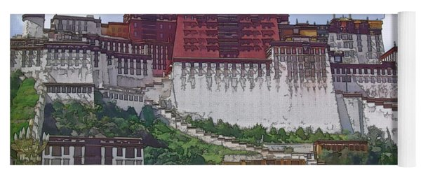 Potala Palace Yoga Mat