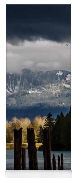 Potential - Landscape Photography Yoga Mat