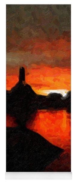 Powell Sunset Yoga Mat