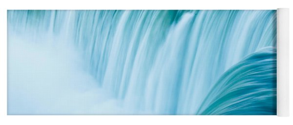 Power Of Niagara Falls Yoga Mat