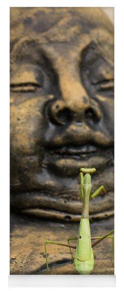 Praying Yoga Mat