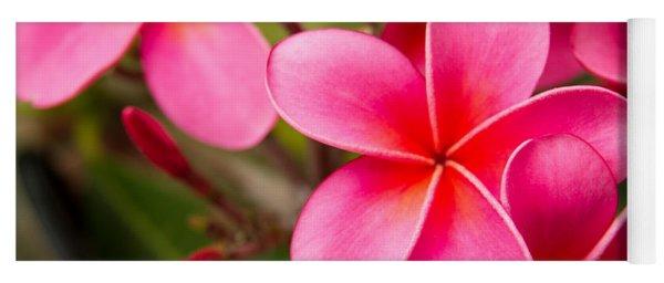 Pretty Hot In Pink Yoga Mat
