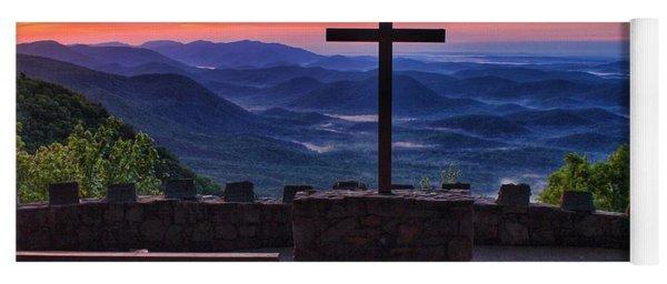 Pretty Place Chapel Sunrise Yoga Mat
