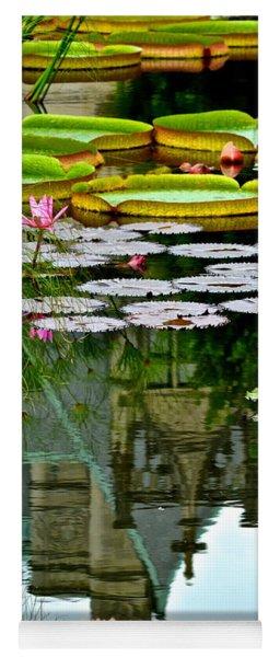 Prince Charmings Lily Pond Yoga Mat