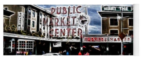 Public Market Yoga Mat