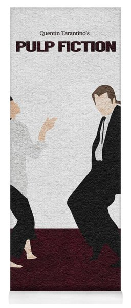 Pulp Fiction 2 Yoga Mat