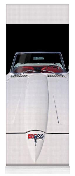 Pure Enjoyment - 1964 Corvette Stingray Yoga Mat