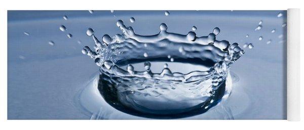 Pure Water Splash Yoga Mat