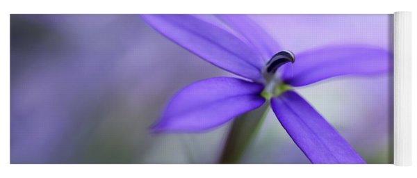 Purple Dreams Yoga Mat