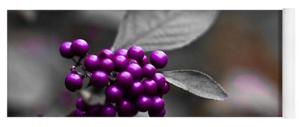 Purple Only Yoga Mat