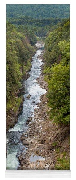 Quechee Gorge State Park Yoga Mat