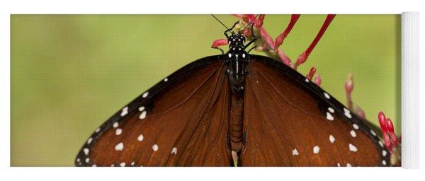 Queen Butterfly Yoga Mat