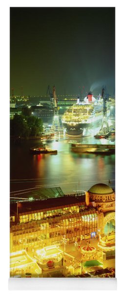 Queen Mary 2 Dry-docking Yoga Mat