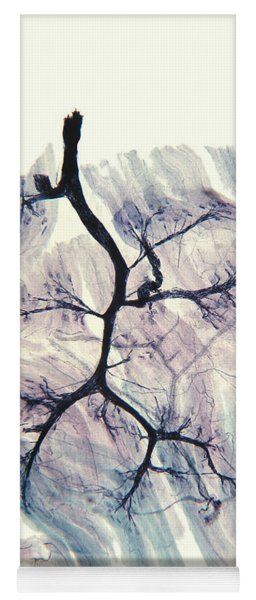 Rabbit Neuron Nerve Ending Lm Yoga Mat