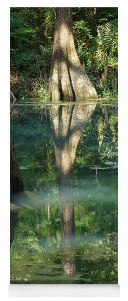 Radium Springs Creek In The Summertime Yoga Mat