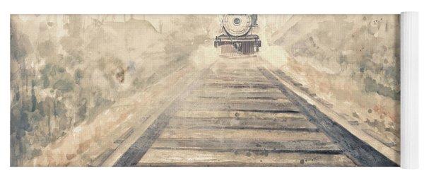 Railway Bound Yoga Mat