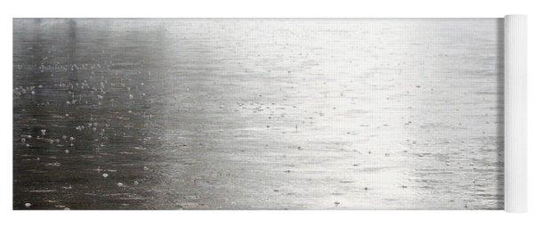 Rain On The Flint Yoga Mat