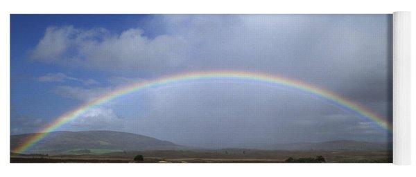 Rainbow - Dava Moor Yoga Mat