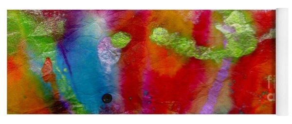 Rainbow Passion Yoga Mat