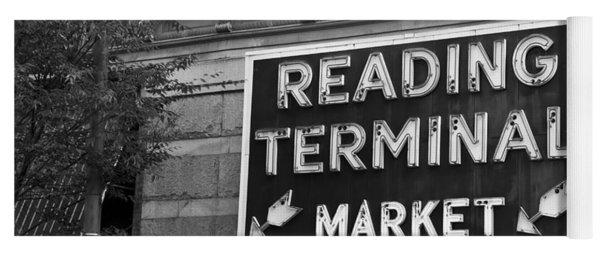 Reading Terminal Market Yoga Mat