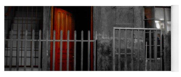 Red Door Yoga Mat