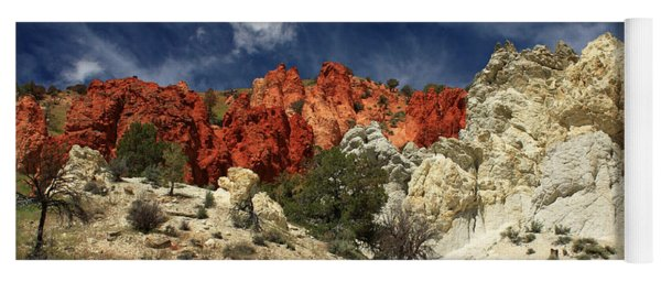 Red Rock Canyon Yoga Mat