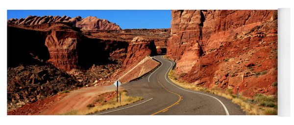 Red Rock Country Yoga Mat