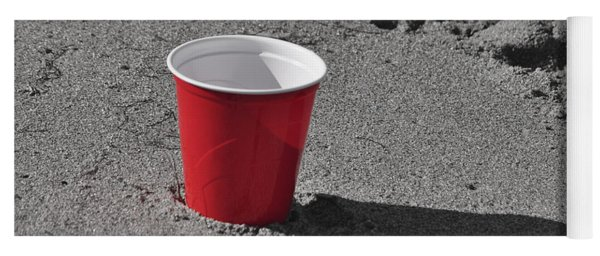 Red Solo Cup Yoga Mat