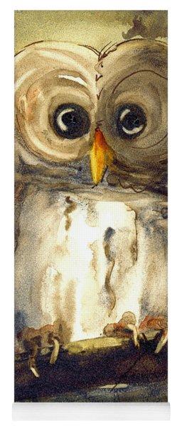Redbird Cottage Owl Yoga Mat