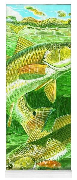 Redfish Haven In0018 Yoga Mat