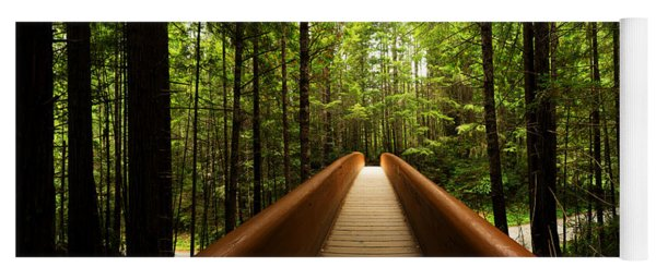 Redwood Bridge Yoga Mat