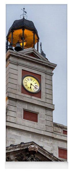 Reloj De Gobernacion 2 Yoga Mat