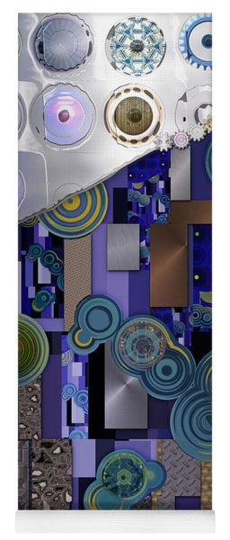 Remodern Dream Abstractor  Yoga Mat